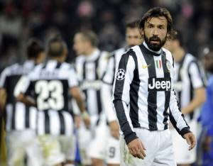 I giocatori della Juve esultano dopo un gol (Getty Images)