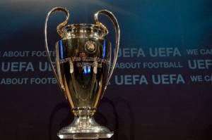 Il trofeo della Champions League (Getty Images)