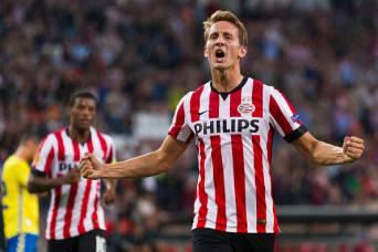 Luuk de Jong esulta dopo un gol (Getty Images)