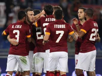 AS Roma v AC Cesena - Serie A