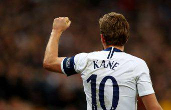 Kane, bomber del Tottenham