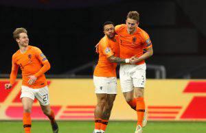 I pronostici di Olanda-Inghilterra di Nations League