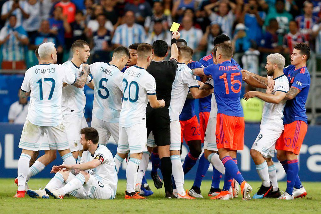 Coppa America, i pronostici di Colombia-Qatar e Argentina-Paraguay