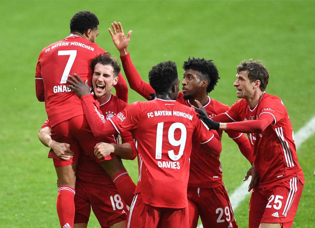 Bayern Monaco-Lazio