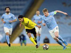 Dortmund-Manchester City