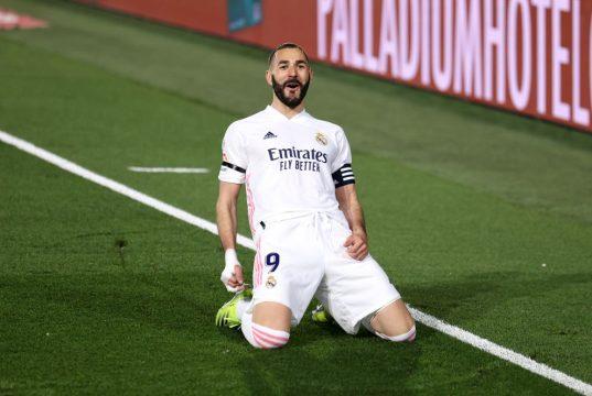 Liverpool-Real Madrid